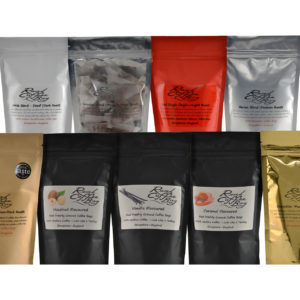 Choose from any of our 9 Blends and Flavours