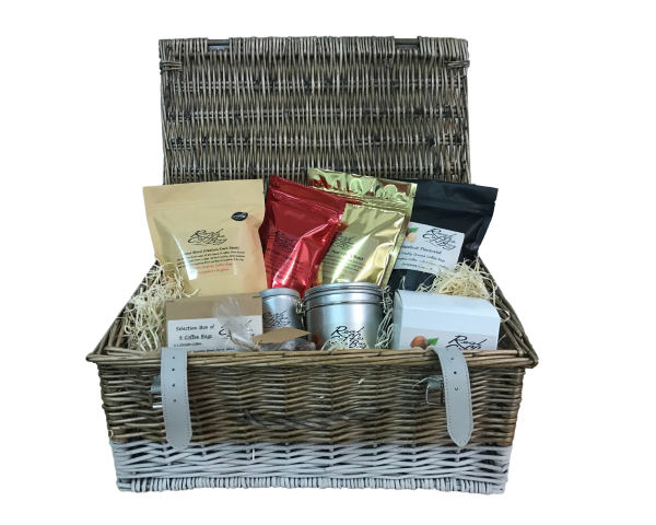 Large Wicker Hamper